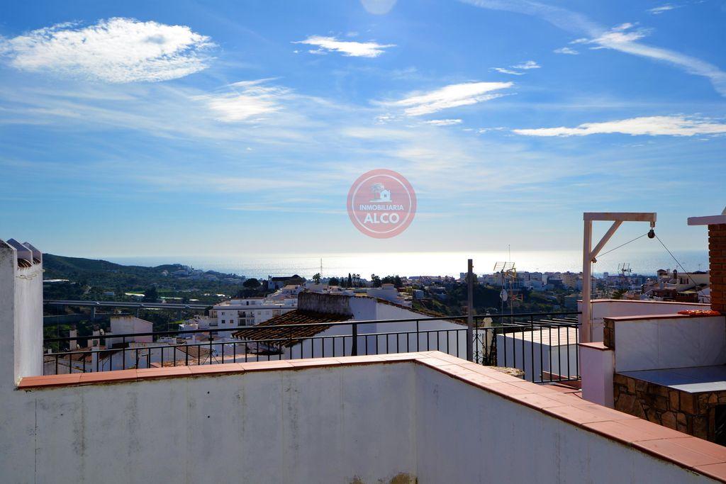 Vive en pleno corazón de Torrox pueblo (Torrox, Málaga)