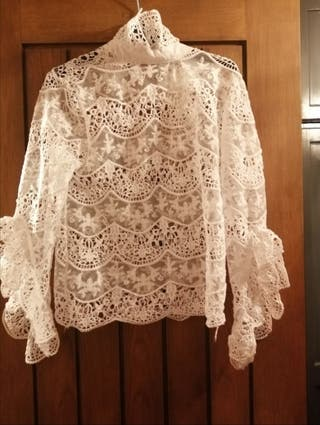 brand new lace top