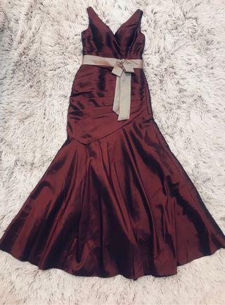 Vestido de Carolina Acosta