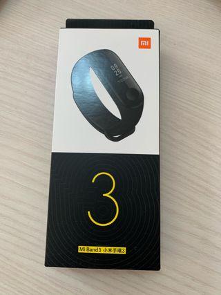Xiaomi Mi Band3 nueva a estrenar