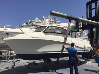 Barco Quicksilver 640 weekend