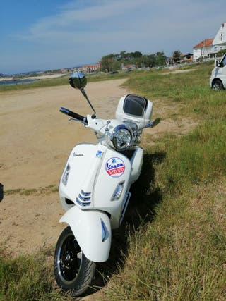 vespa gts ie Super 300 Hpe-Abs y ASR
