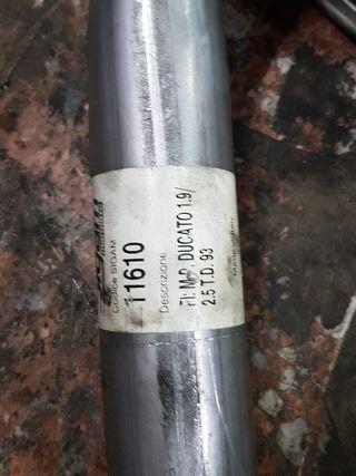 tubo de escape Fiat ducato