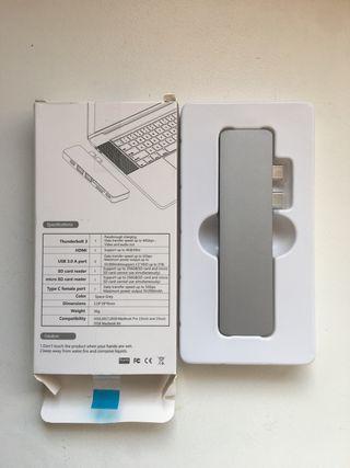 USB 7 en 1