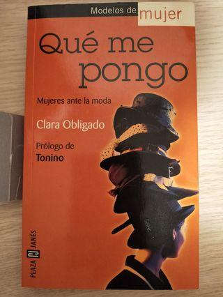 Libro Que me Pongo