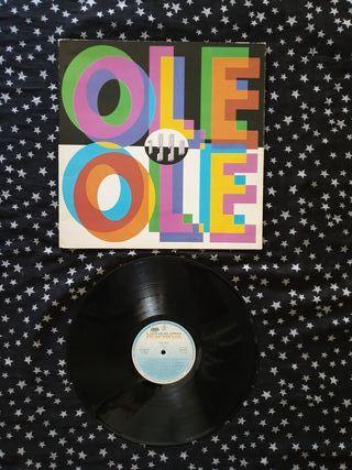 Ole Ole disco vinilo