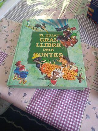Libro de cuentos cortos para niños (català)