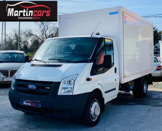 Ford Transit ISO