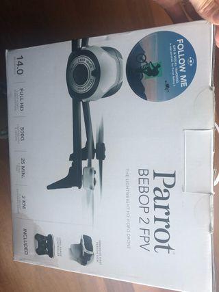 Dron parrot BEBOP 2 FPV en perfecto estado.sin uso