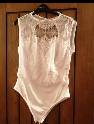 brand new lace bodysuit
