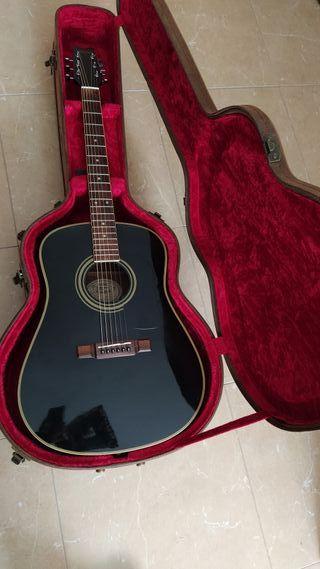 guitarra acústica George washburn
