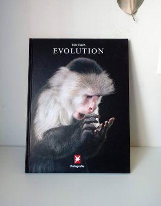 """Libro de fotografía animal """"Evolution"""" Tim Flach"""