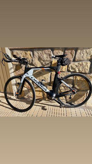 Bicicleta Triatlon Orbea ordu