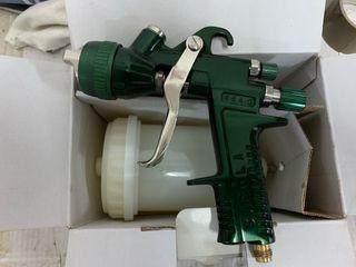 Pistola aerográfica de gravedad ecológica Sagola