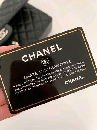 Chanel Boy Chevron