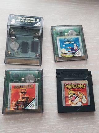 Juegos Game Boy GB
