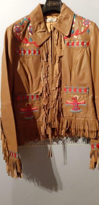 Chaqueta Estilo indio del oeste