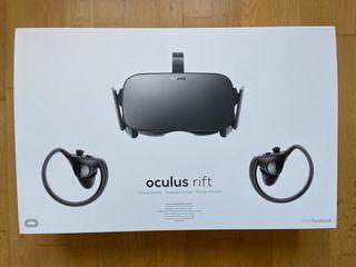 Oculus Rift - 2 sensores - 2 oculus touch