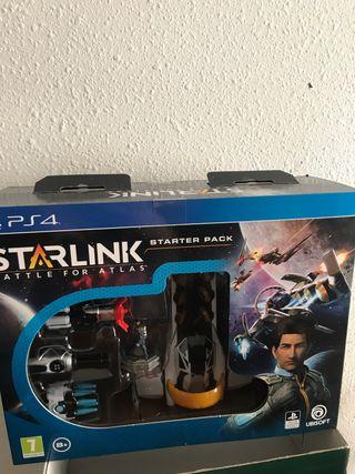 Juego STARLINK nuevo