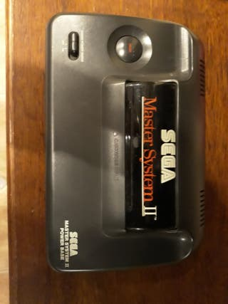 Consola Máster System II Sega