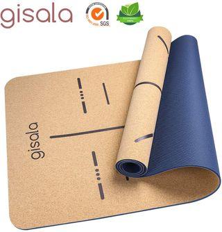Esterilla Yoga Antideslizante colchoneta NUEVA