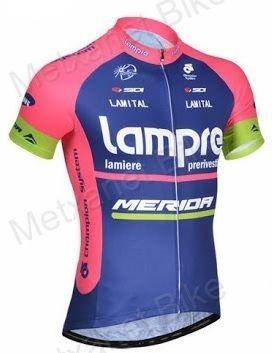 Maillot ciclismo verano Lampre t.S