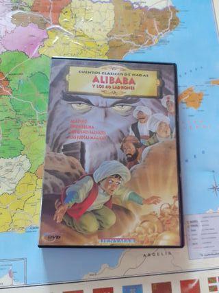 Pelicula cuentos clasicos de hadas Dvd