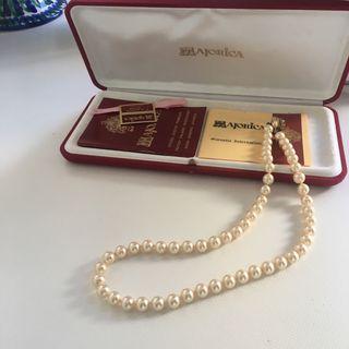 SAN VALENTÍN! Collar de perlas Majorica