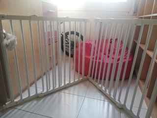 Puerta seguridad - Barrera escaleras
