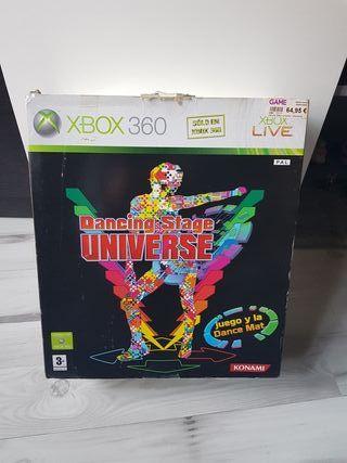 dance stage universe mas mat dance xbox 360