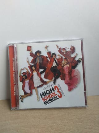 CD película HIGH SCHOOL MUSICAL 3