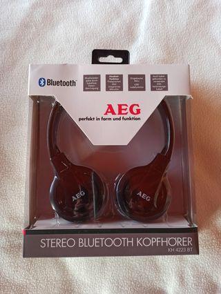 Auriculares bluetooth AEG