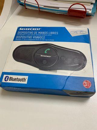 Bluetooth para coche. Nuevo