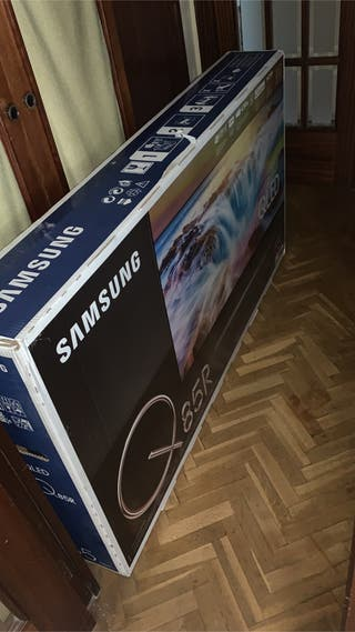 SIN ESTRENAR TV Samsung QLED Q85R 55