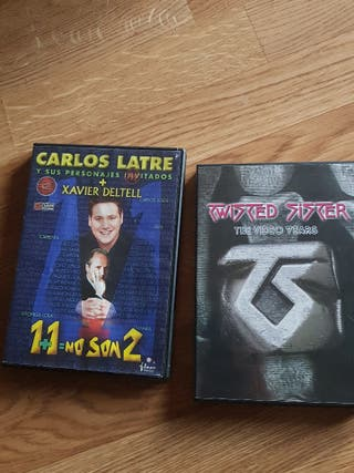 2 DVD Variados.
