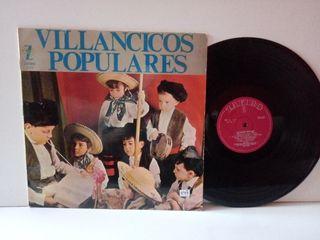 Villancicos populares Zafiro 1964 Navidad