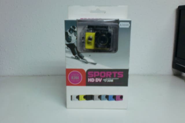 VIDEO CAMARA HD SPORTS HD DV