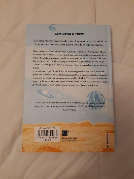 Libro Leñadoras de Mariko Tamaki