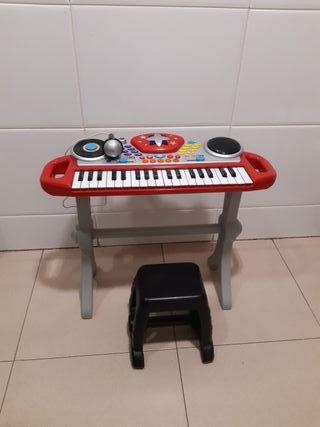 Piano Juguettos