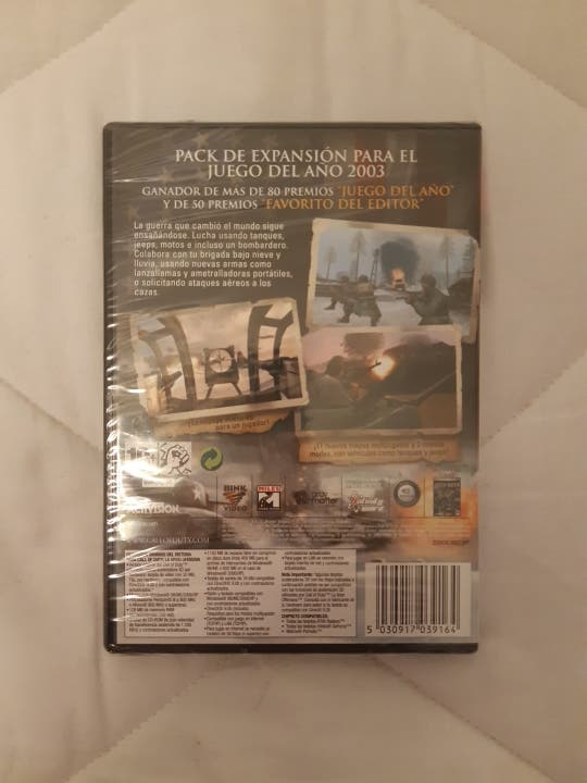 Call of Duty Pack Expansión PC