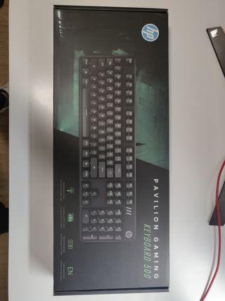 Teclado Mecánico HP Pavilion Gaming 500