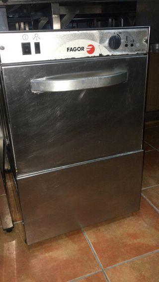 Lavavasos Fagor lvc21 canasta 40 x40