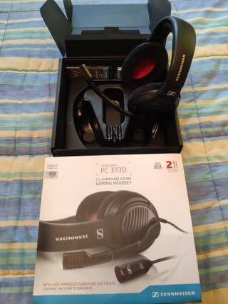 AURICULARES GAMING SENNHEISER PC 373D