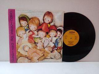 Canciones de Navidad 1967 Villancicos Palobal