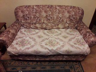 Sofa cama 2 plazas.