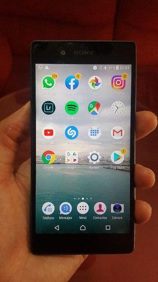 Sony Xperia Z5 con fallo en lector SIM