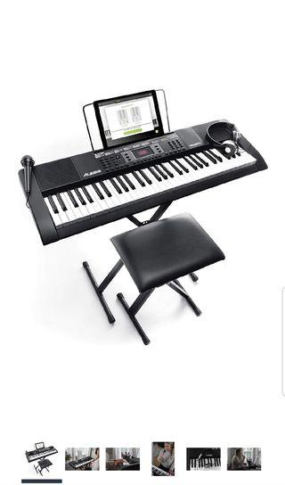 Piano nuevo portátil especial principiantes.
