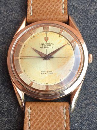 Reloj vintage Universal Genève