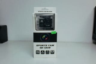 VIDEO CAMARA SPORTS CAM GE-1309