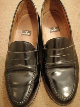 Zapatos lujo caballero